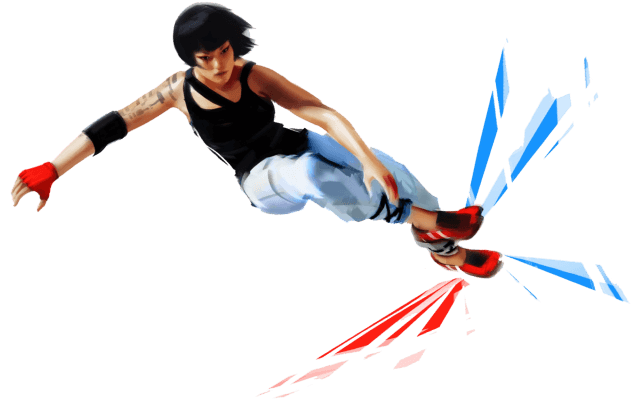 mirrors edge parkour games